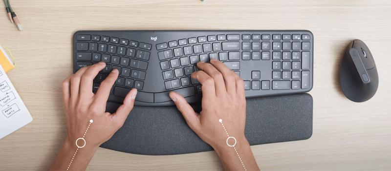Buy Logitech Ergo K860 Keyboard International Shipping