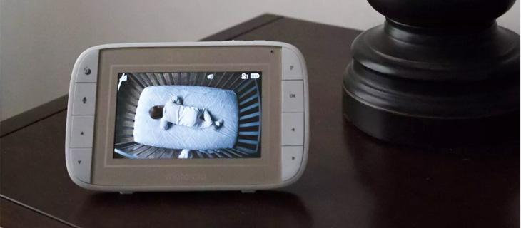 Buy Motorola Halo+ Baby Monitor International Shipping